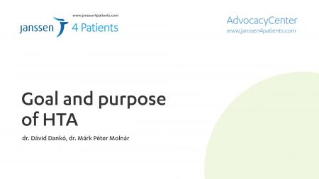 Goals and Purpose of Health Technology Assessments ( HTA)